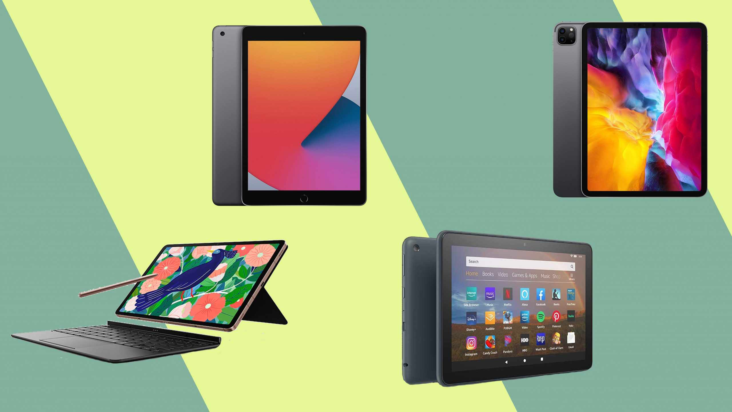 Our Favorite Tablets